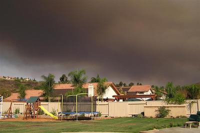 San Diego Wild Fires
